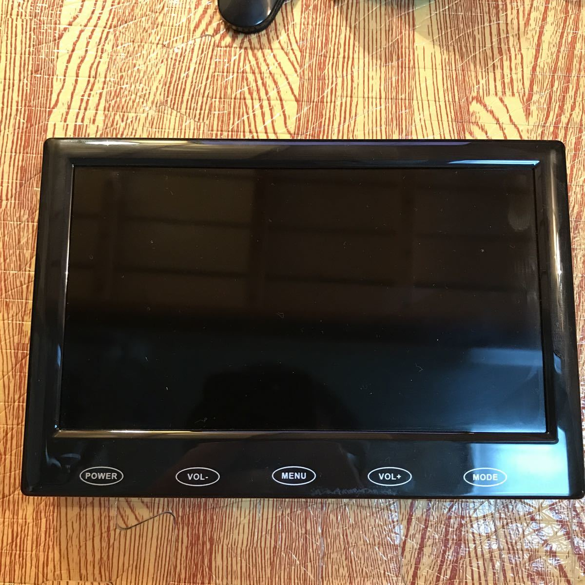 【1円~】7型マルチモニター LCD7HVR-IPS【一部動作確認済】_画像2