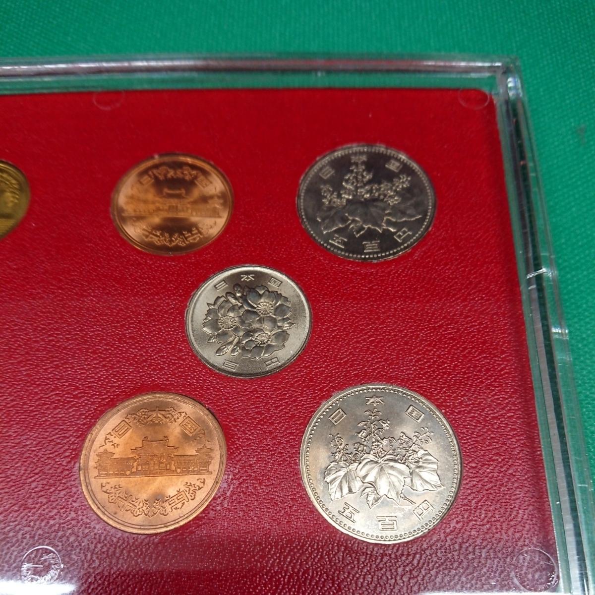 昭和64年最後の貨幣 平成元年最初の貨幣 プルーフセット_画像5