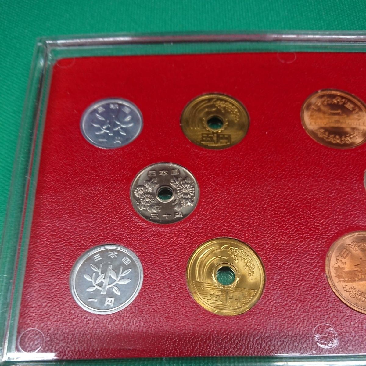 昭和64年最後の貨幣 平成元年最初の貨幣 プルーフセット_画像4