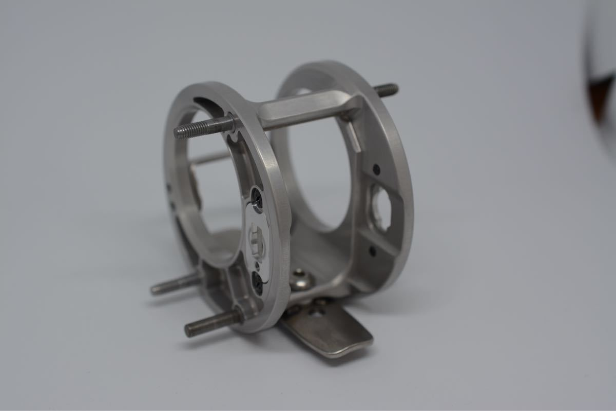 ABUアンバサダー 1500C用 強化フレーム 「月読」 1500c 1501c _画像5