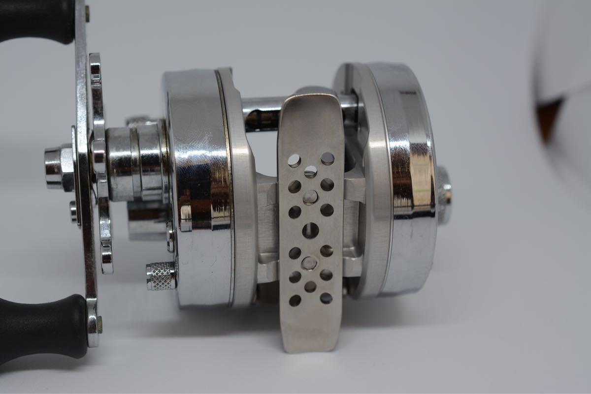 ABUアンバサダー 1500C用 強化フレーム 「月読」 1500c 1501c _画像4