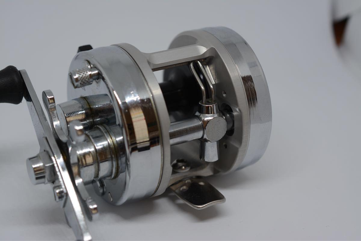 ABUアンバサダー 1500C用 強化フレーム 「月読」 1500c 1501c _画像3