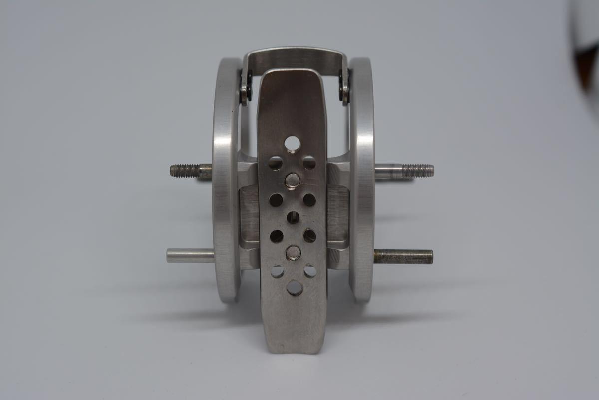 ABUアンバサダー 1500C用 強化フレーム 「月読」 1500c 1501c _画像8
