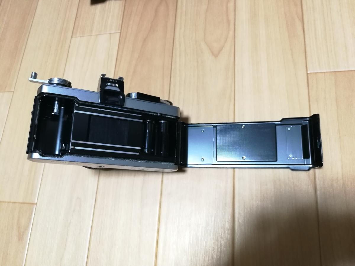売り切り☆ OLYMPUS オリンパス OM-1 OM-SYSTEM F.ZUIKO AUTO-S 1:1.8 f=50mm フィルムカメラ 望遠レンズ おまけ付き_画像6