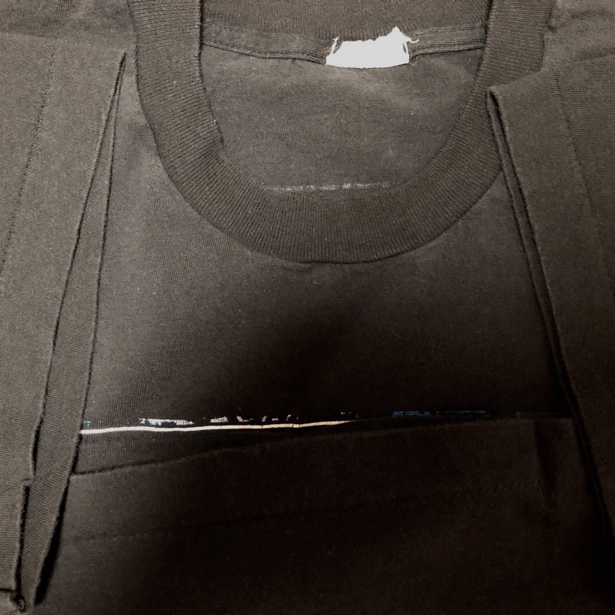 90s ビンテージ DAVID BOWIE ツアー Tシャツ XLサイズ 90年代 ヴィンテージ ボウイ バンドT NIRVANA METALLICA OASIS BLUR SONICYOUTH_画像5