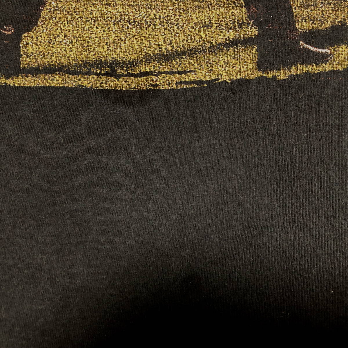 90s ビンテージ DAVID BOWIE ツアー Tシャツ XLサイズ 90年代 ヴィンテージ ボウイ バンドT NIRVANA METALLICA OASIS BLUR SONICYOUTH_画像6