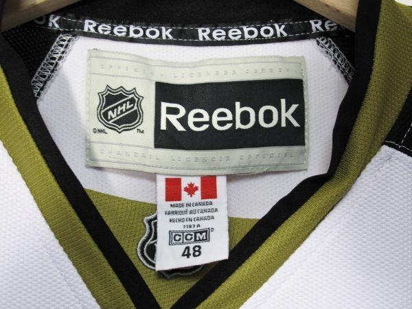 新品 NHL PITTSBURGH PENGUINS 『EVGENI MALKIN #71』 ジャージ カナダ製 ICE HOCKEY アイスホッケー STANLEY CUP SERIES REEBOK HIP HOP_画像3