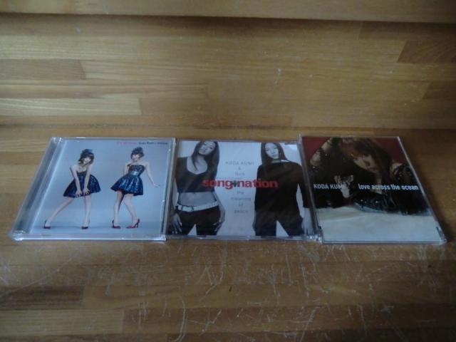 ♪ 送料無料! 倖田來未 DVD+CD+写真集 13枚 DVD(10th Anniversary 等) CD (ベスト1~3/Black Cherry/kingdom等)21CD+14DVDまとめて_画像8