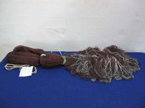 投網(184) 北海道 漁師 投げ網 漁具