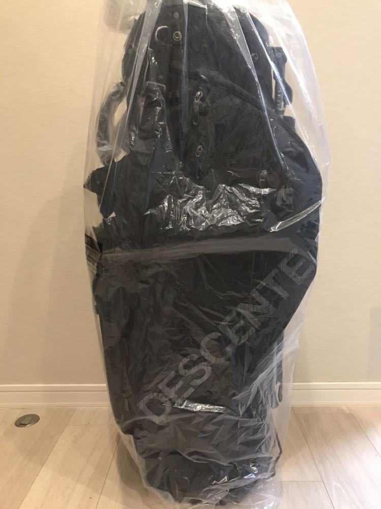 ◆新品◆デサント◆DQBNJJ00 スタンド キャディバッグ◆2019◆9型 3.5kg◆ブラック 黒_画像7