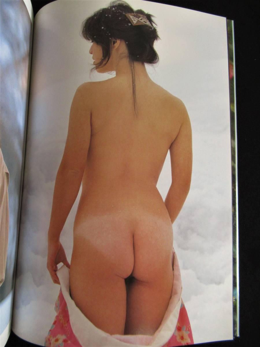 ■藍ともこ■春画 写真集 セミヌード写真集  撮影:豊田雅彦 昭和58年/1983年 _画像4