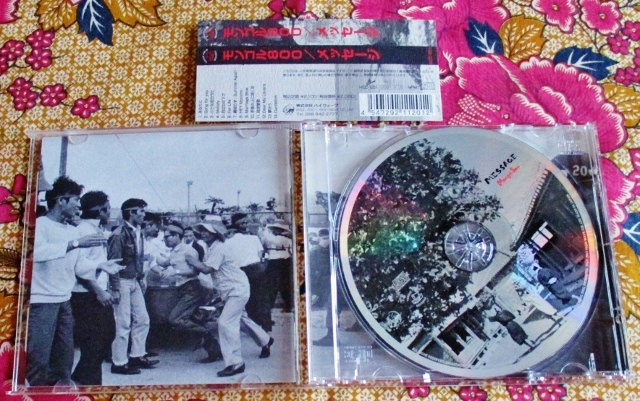 ☆彡名盤【帯付CD】モンゴル800 / メッセージ →小さな恋のうた・あなたに・月灯りの下で・沖縄_画像3