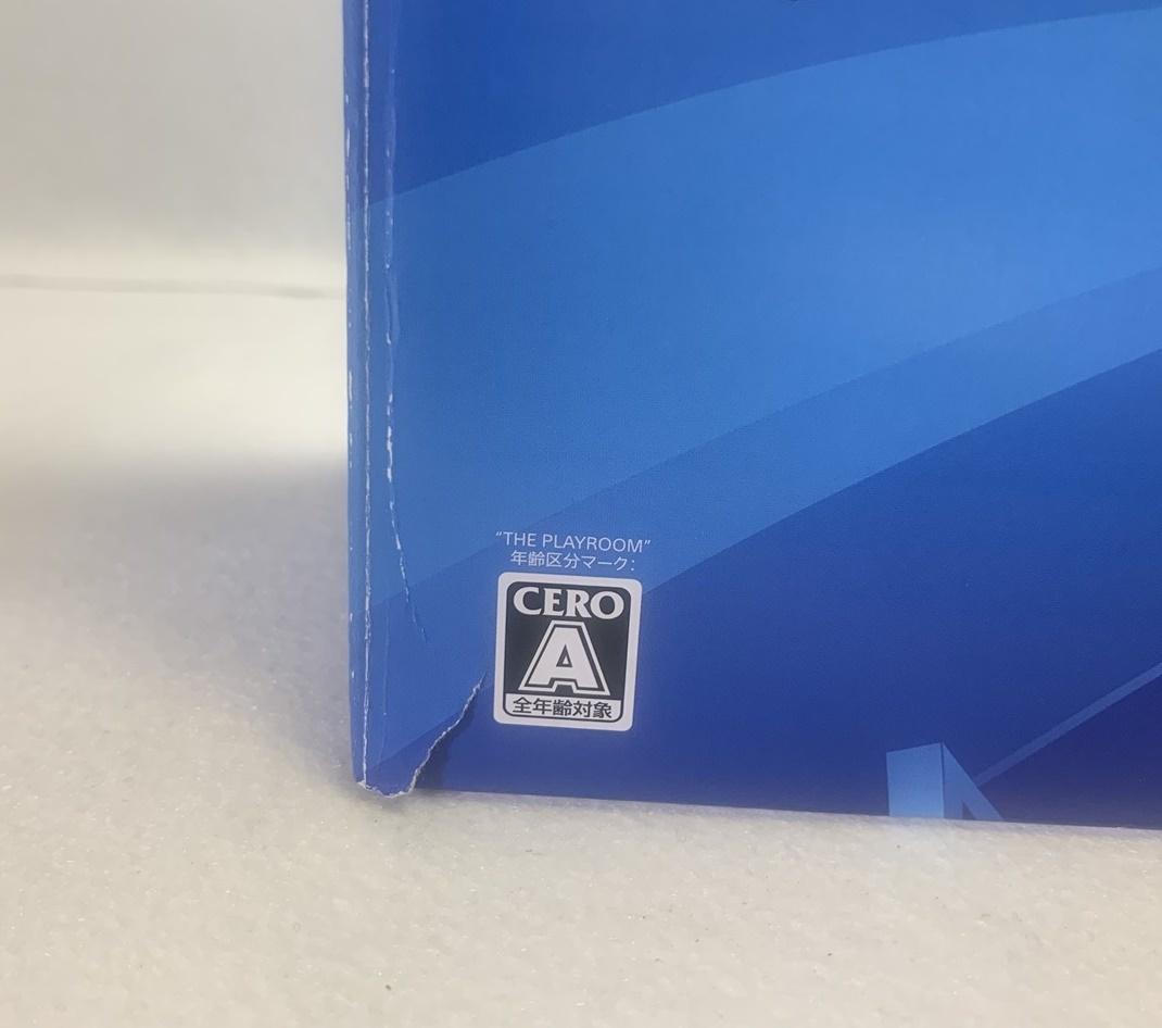 SONY ソニー playstation4 PS4 プレイステーション4 本体 500GB CUH-2200AB02 グレイシャー・ホワイト 外箱 購入店シール 付き 動作確認済_画像9