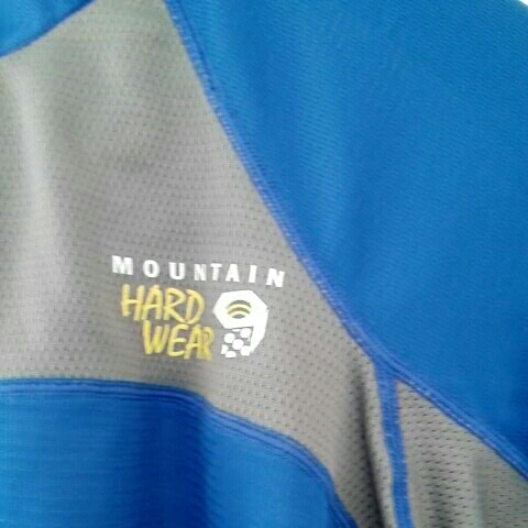 マウンテンハードウェア MOUNTAIN HARD WEAR 送料無料 用途多用 (バイク、登山、ハイキング、マラソン)_画像2