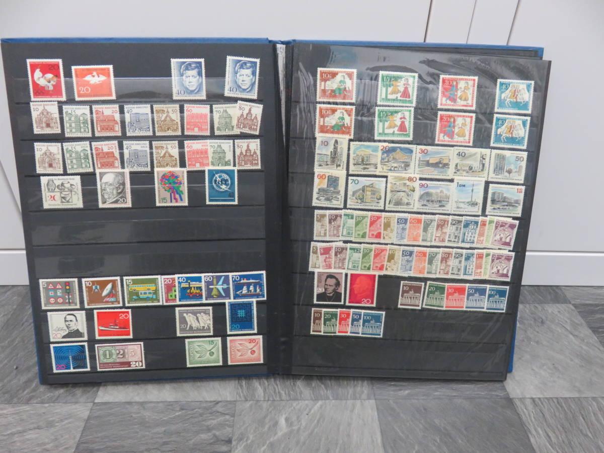 7-23 外国切手 各国の切手 大量 切手 未使用/使用済★消印有/無色々あり★おまとめセット_画像4