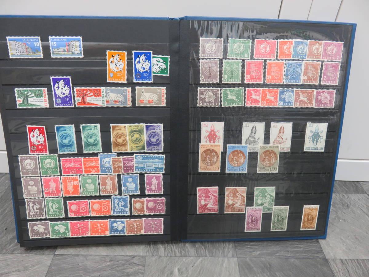 7-23 外国切手 各国の切手 大量 切手 未使用/使用済★消印有/無色々あり★おまとめセット_画像5