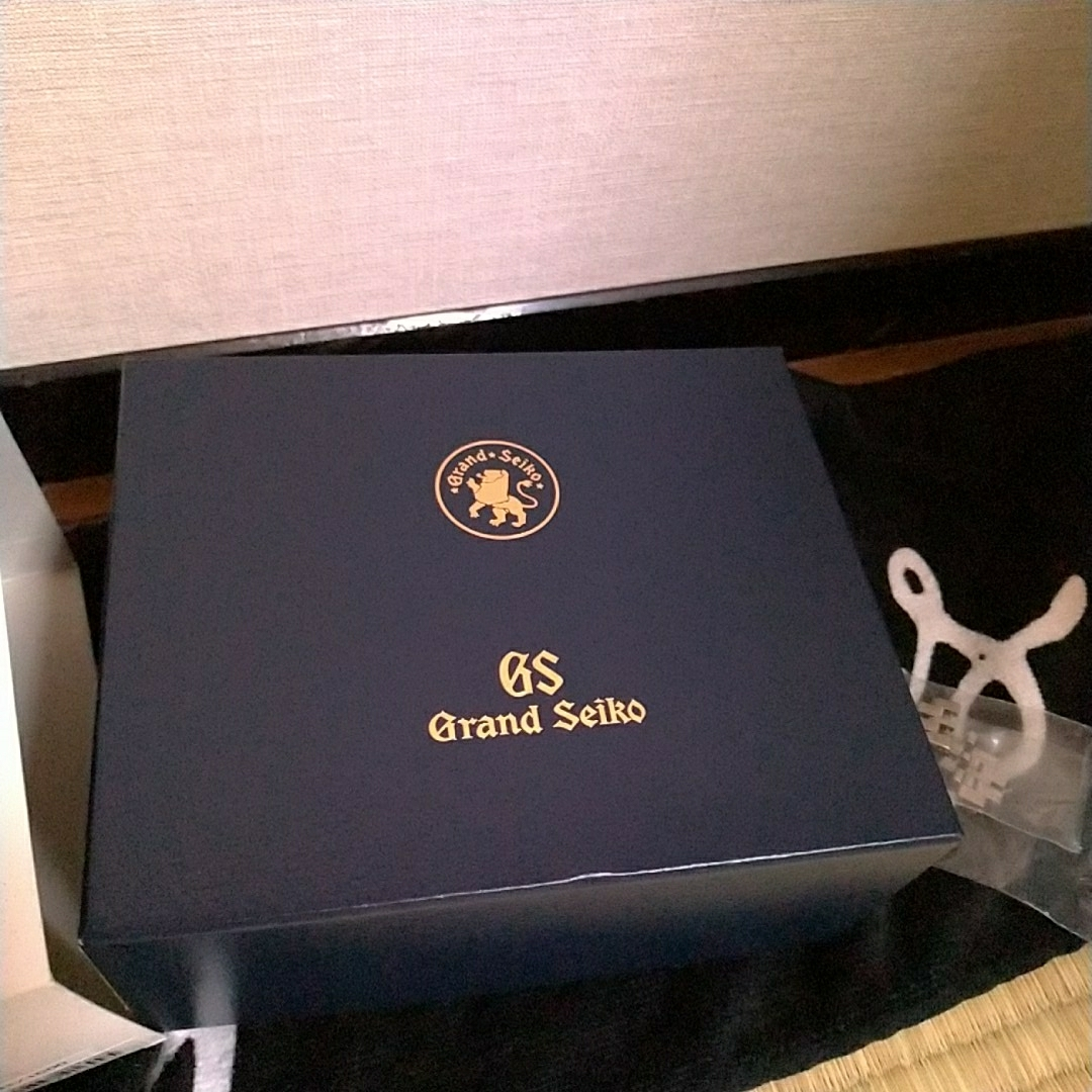 130周年記念 SBGT039 グランドセイコー クオーツ 9F83 電池交換済_画像7