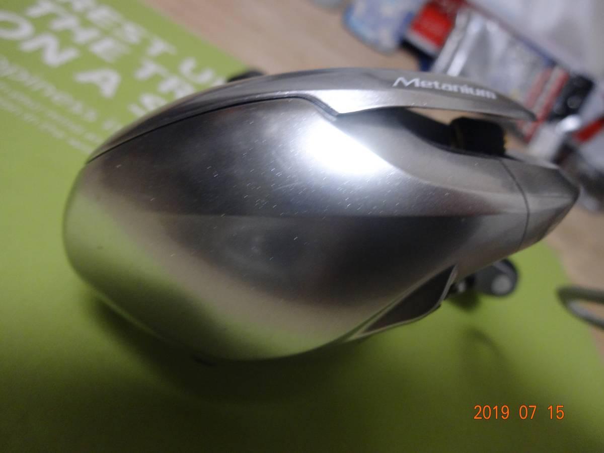 シマノ 16メタニウムmgl XG 左巻き 中古美品_画像6