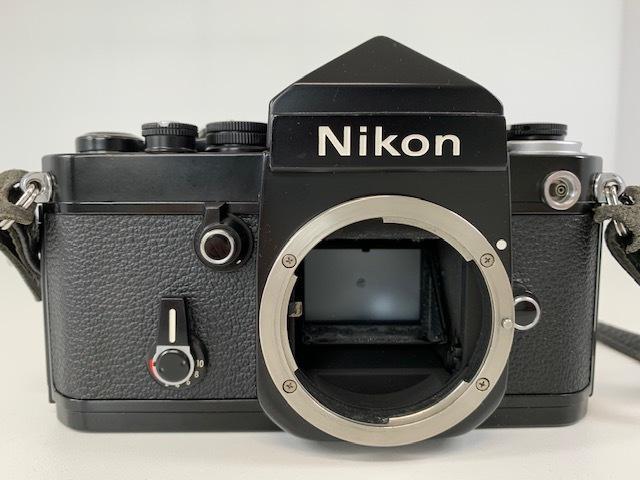 Nikon ニコン F2 アイレベル BLACK ブラック ボディ ケース付き