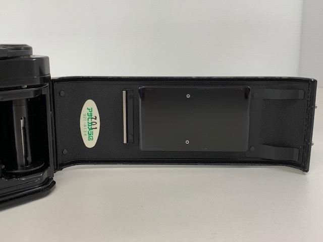 Nikon ニコン F2 アイレベル BLACK ブラック ボディ ケース付き_画像8