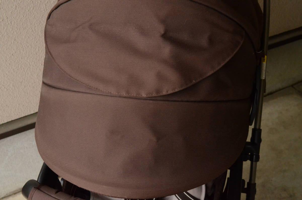 極美品☆☆アップリカ ラクーナ2014☆シンボリックブラウン☆ほぼ未使用!!_画像2
