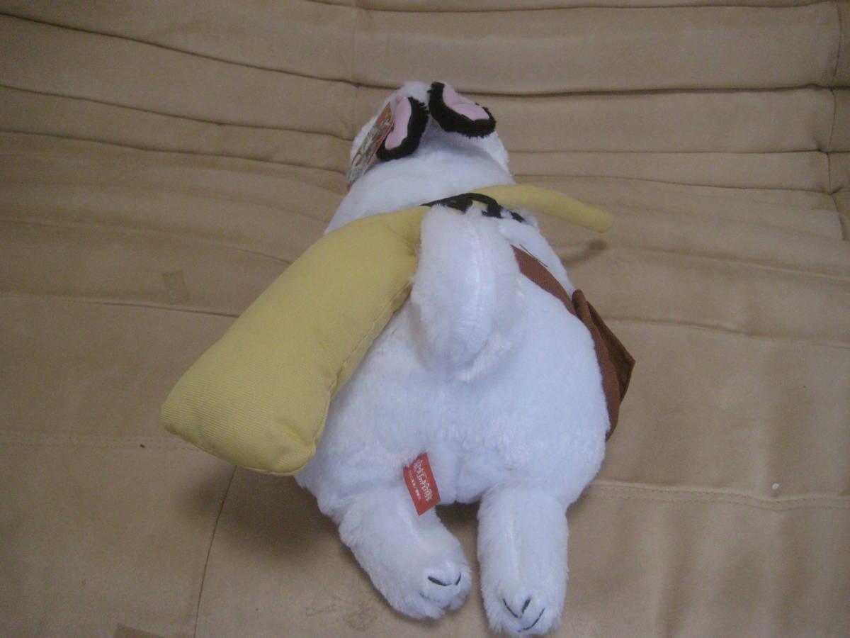 鬼灯の冷徹 芥子ちゃん 寝そべり ぬいぐるみ うさぎ ウサギ_画像2