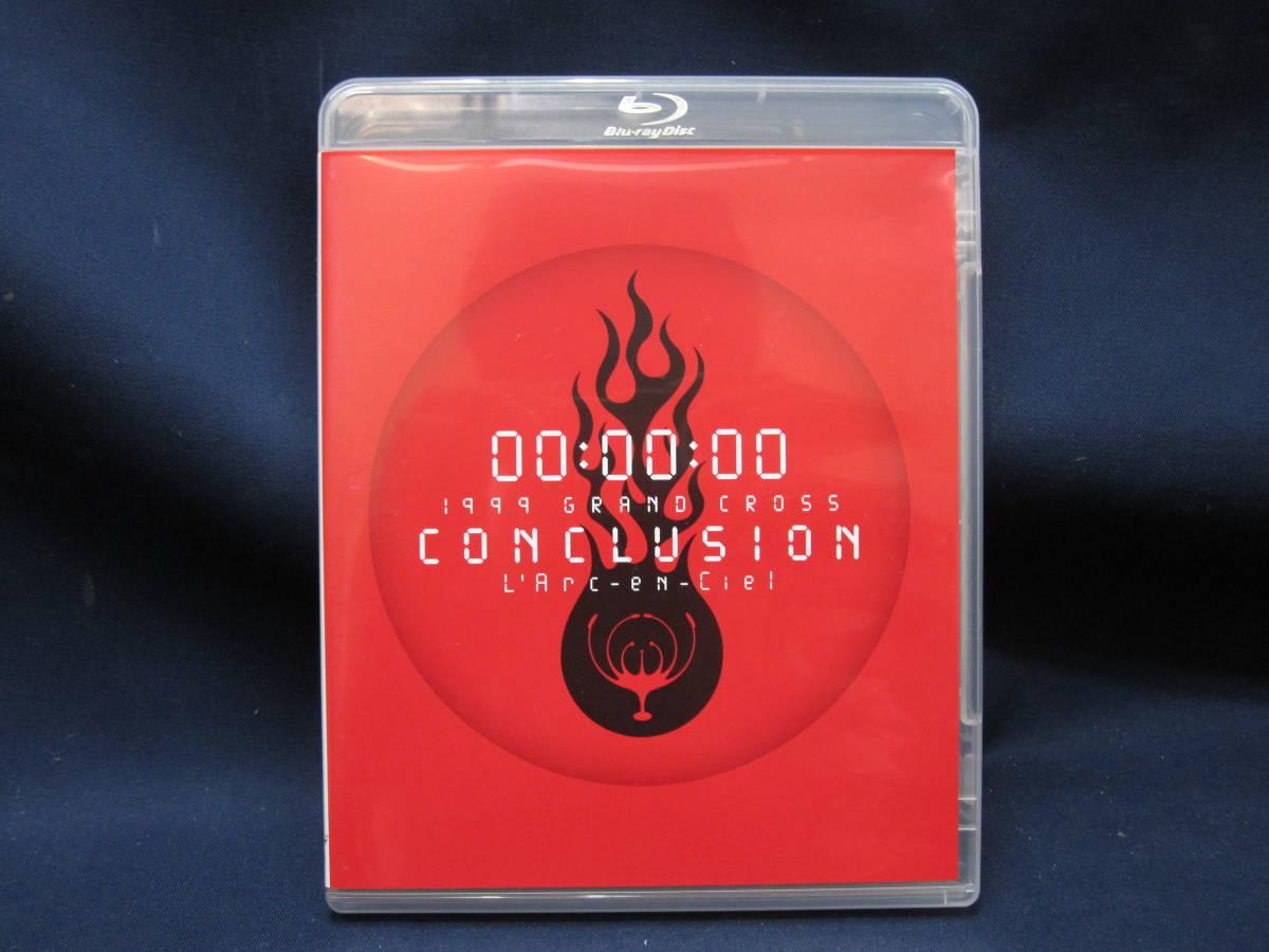 L'Arc-en-Ciel 1999 GRAND CROSS CONCLUSION(Blu-ray Disc) ラルク ブルーレイ BD