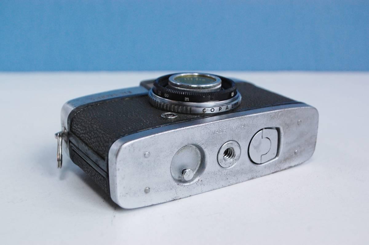 ※初期型 オリンパス‐PEN 28㎜ f3.5 作動品 純正フィルター(Y2)付  送料510円_画像3