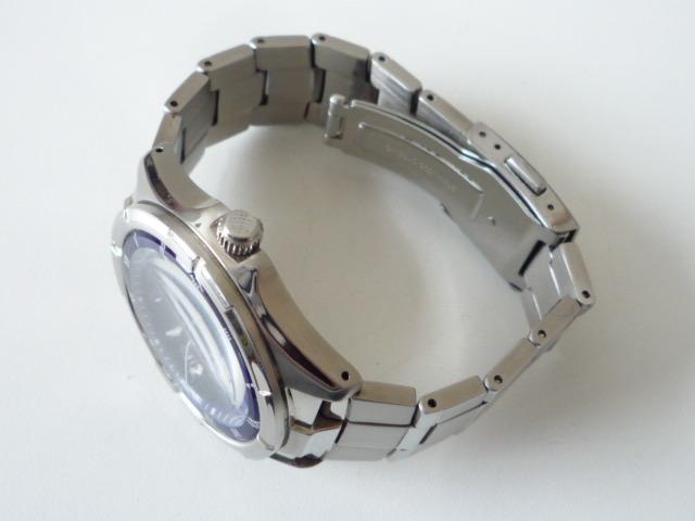 ◆◇SEIKO セイコー ワイアード WIRED【V14J-OBV1】 ソーラー腕時計 稼動品◇◆_画像6