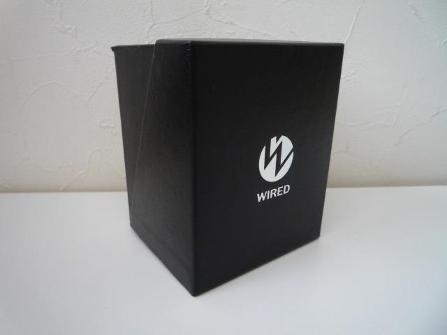 ◆◇SEIKO セイコー ワイアード WIRED【V14J-OBV1】 ソーラー腕時計 稼動品◇◆_画像10