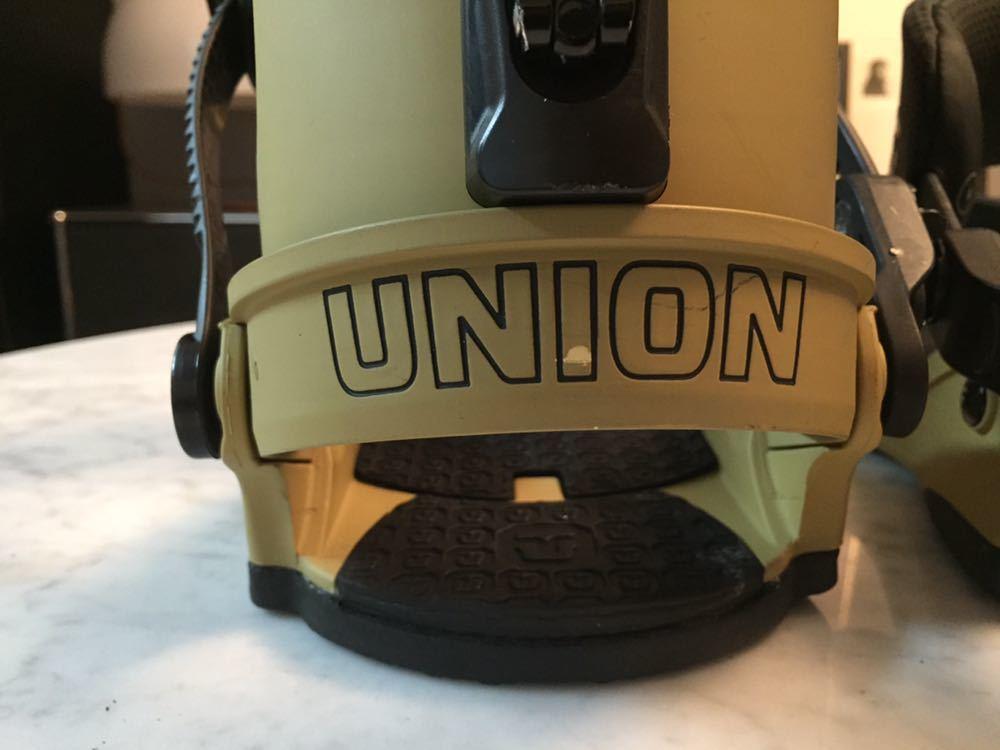 【人気】 18-19 ユニオン フォース union force / burton flux now バートン フラックス ナウ オガサカ scooter november rice28 グラトリ_画像4