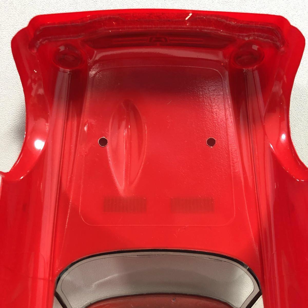 売切!1円スタート!タミヤ 1/10 電動RC ボディ ホンダ S600 Mシャーシ用 塗装済 ジャンク_画像8