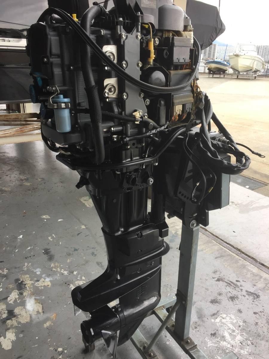 スズキ DF50A 50馬力 高年式 船外機 部品取り_画像4