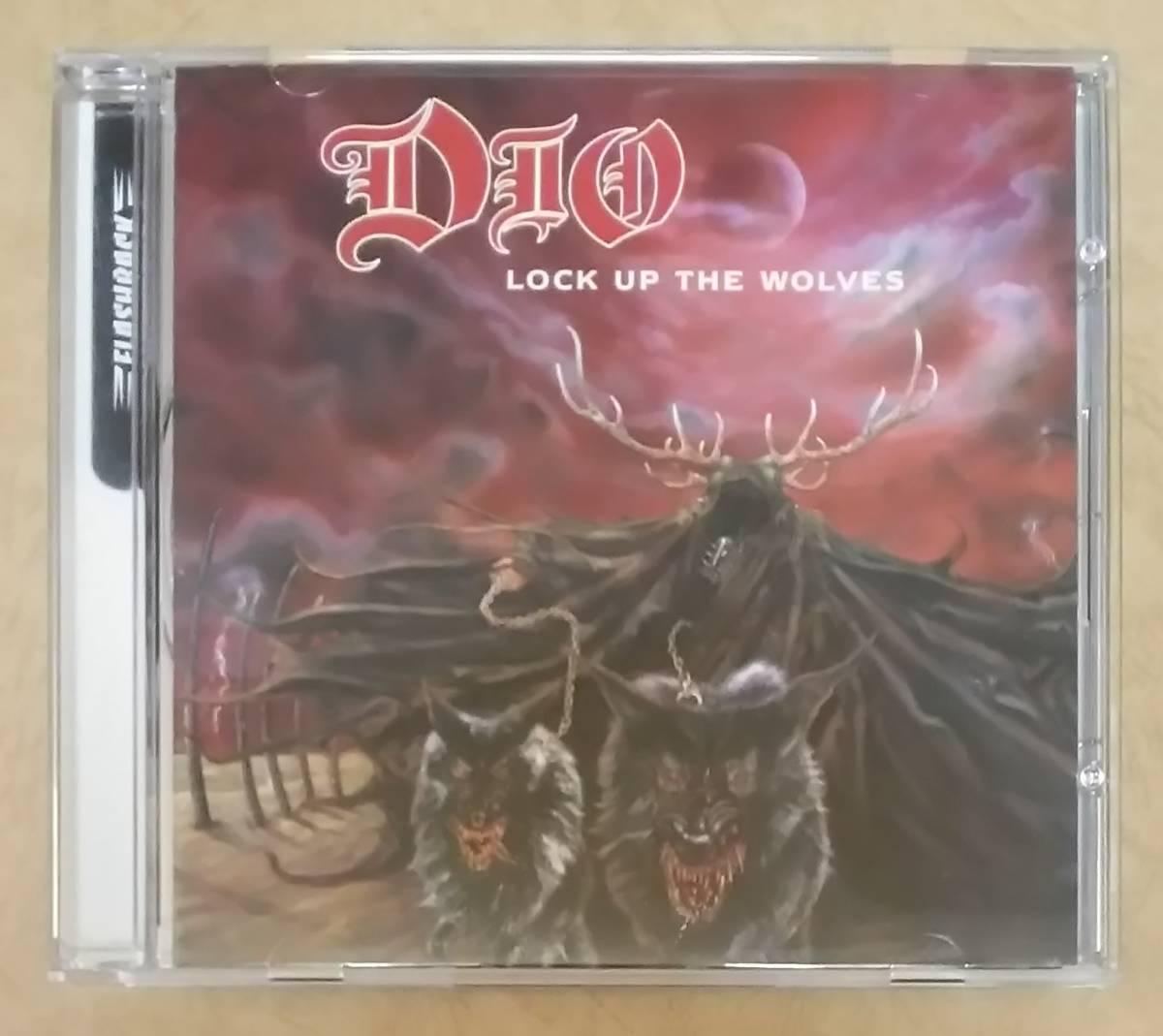 【HM/HR】 DIO (ディオ) / LOCK UP THE WOLVES (ロック・アップ・ザ・ウルヴス) 輸入盤 1990年リリース 5thアルバム ※RAINBOW