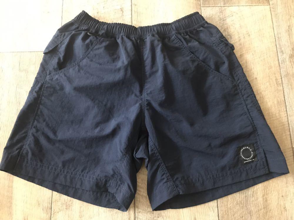 山と道 5ポケットショーツ ネイビー XSサイズ 現行Sサイズ 5 pockets shorts U.L.HIKE&BACKPACKING