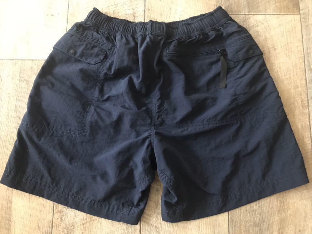 山と道 5ポケットショーツ ネイビー XSサイズ 現行Sサイズ 5 pockets shorts U.L.HIKE&BACKPACKING_画像2