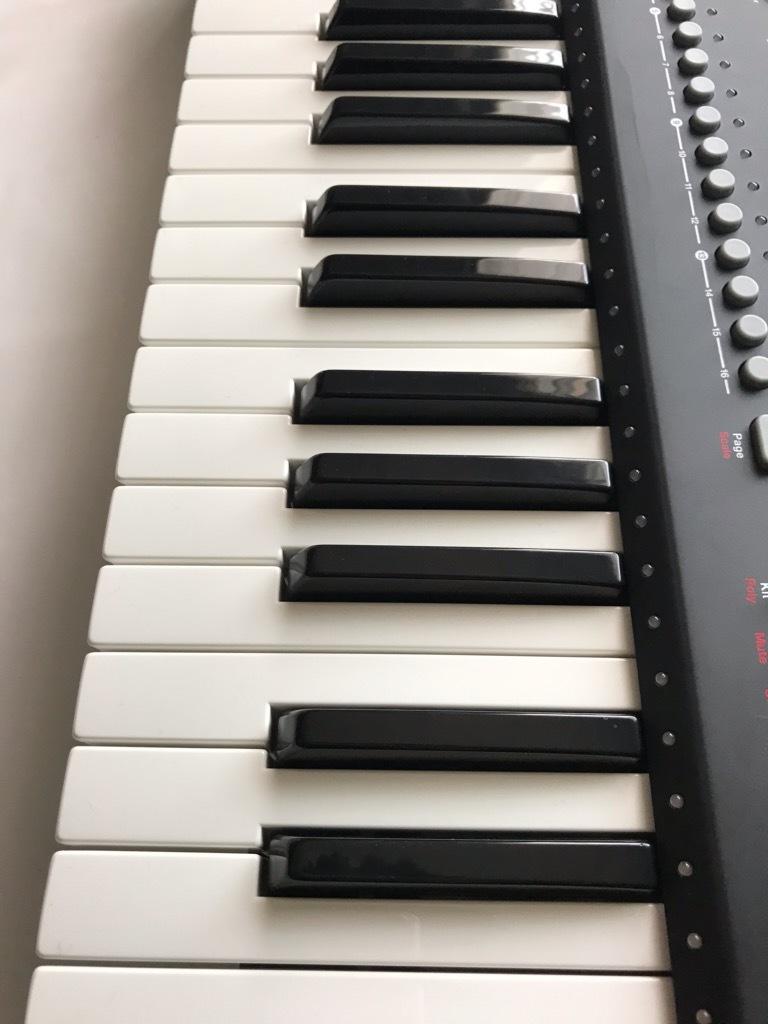 【美品】Analog Keys Elektron シンセサイザー ケース付 _画像4