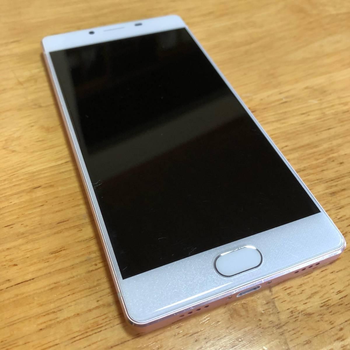 SIMフリー スマホ スマートフォン freetel REI Priori3S LTE FTJ161B C Priori3S 格安スマホ ピンクゴールド 送料無料_画像2