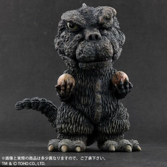 eks плюс подросток lik диф . настоящий Godzilla (1971) Fuji кромка . ультра .Ver.shounenlikhedogoji