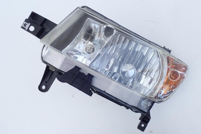 bB QNC20 QNC21 QNC25 純正 HID ヘッドライト 左右セット B1-2 即決あり_画像4