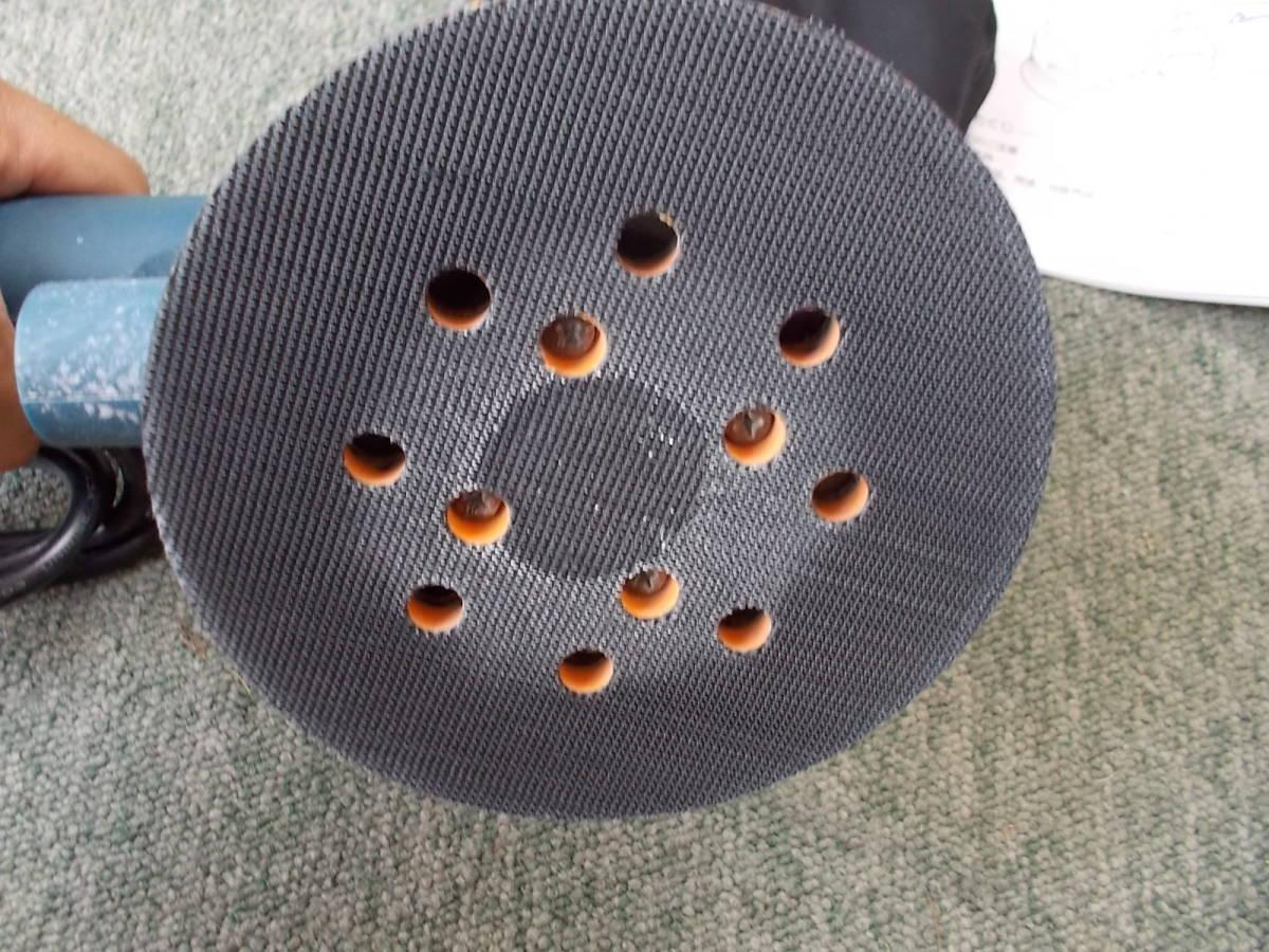 リョービ(RYOBI) サンダポリシャ RSE-1250 226×123×151mm 使用少ない中古_画像5