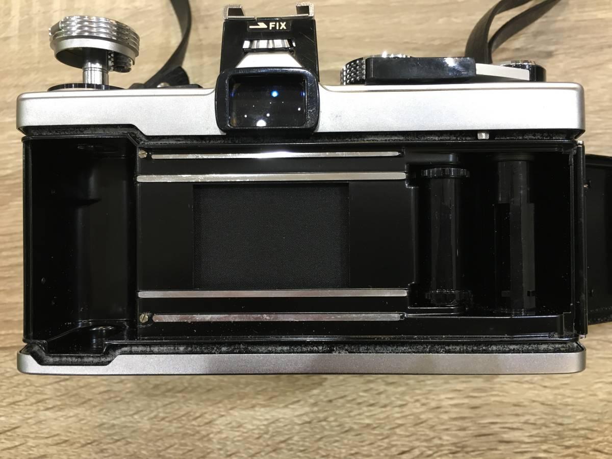 2497 オリンパス OLYMPUS OM 1 AUTO S 1 1,4 f50mm フイルムカメラ レンズ_画像10