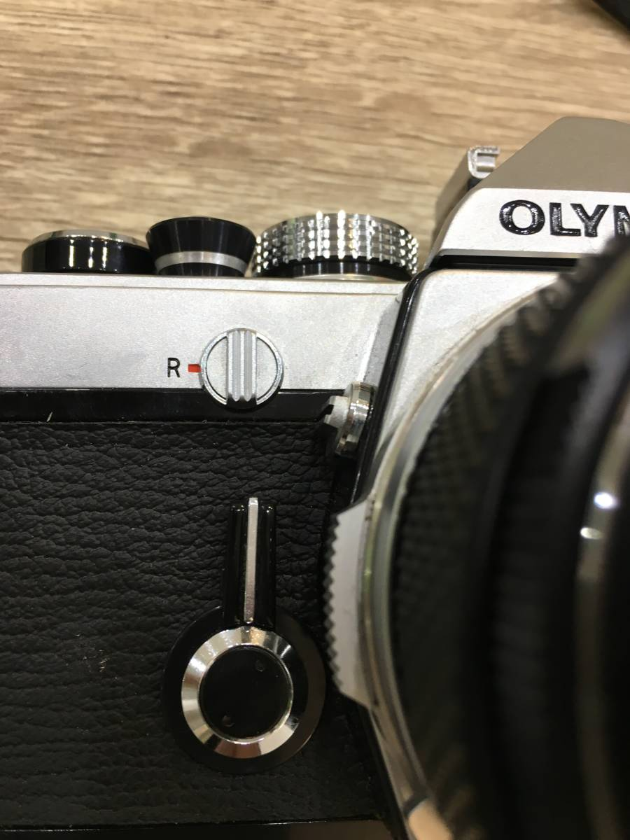 2497 オリンパス OLYMPUS OM 1 AUTO S 1 1,4 f50mm フイルムカメラ レンズ_画像8