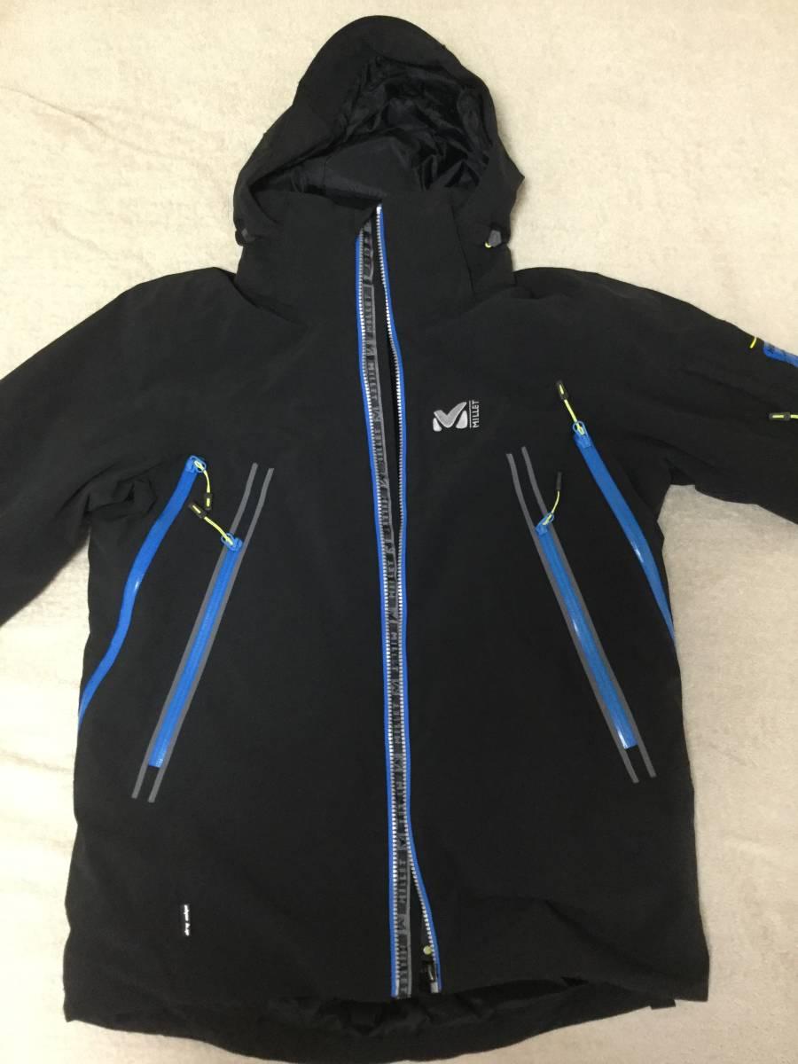 美品 millet スキーウェア ジャケット Lサイズ