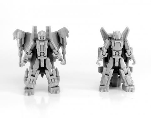 新片 X2 Toys Frozxen & Staxrlight 変形 予約 T4435_T4435