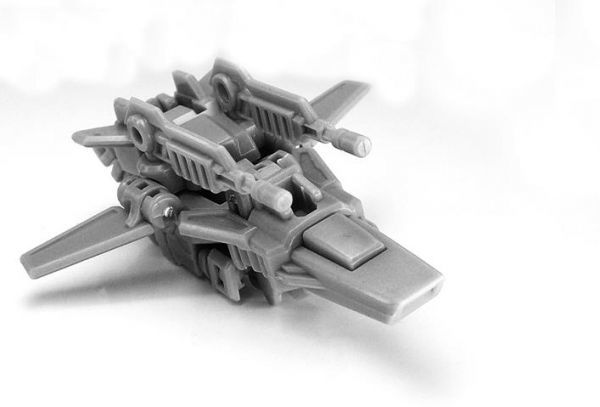 新片 X2 Toys Frozxen & Staxrlight 変形 予約 T4435_画像3