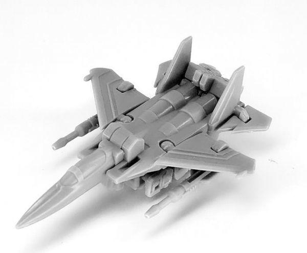 新片 X2 Toys Frozxen & Staxrlight 変形 予約 T4435_画像4