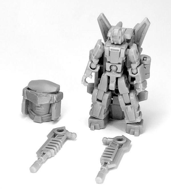 新片 X2 Toys Frozxen & Staxrlight 変形 予約 T4435_画像2