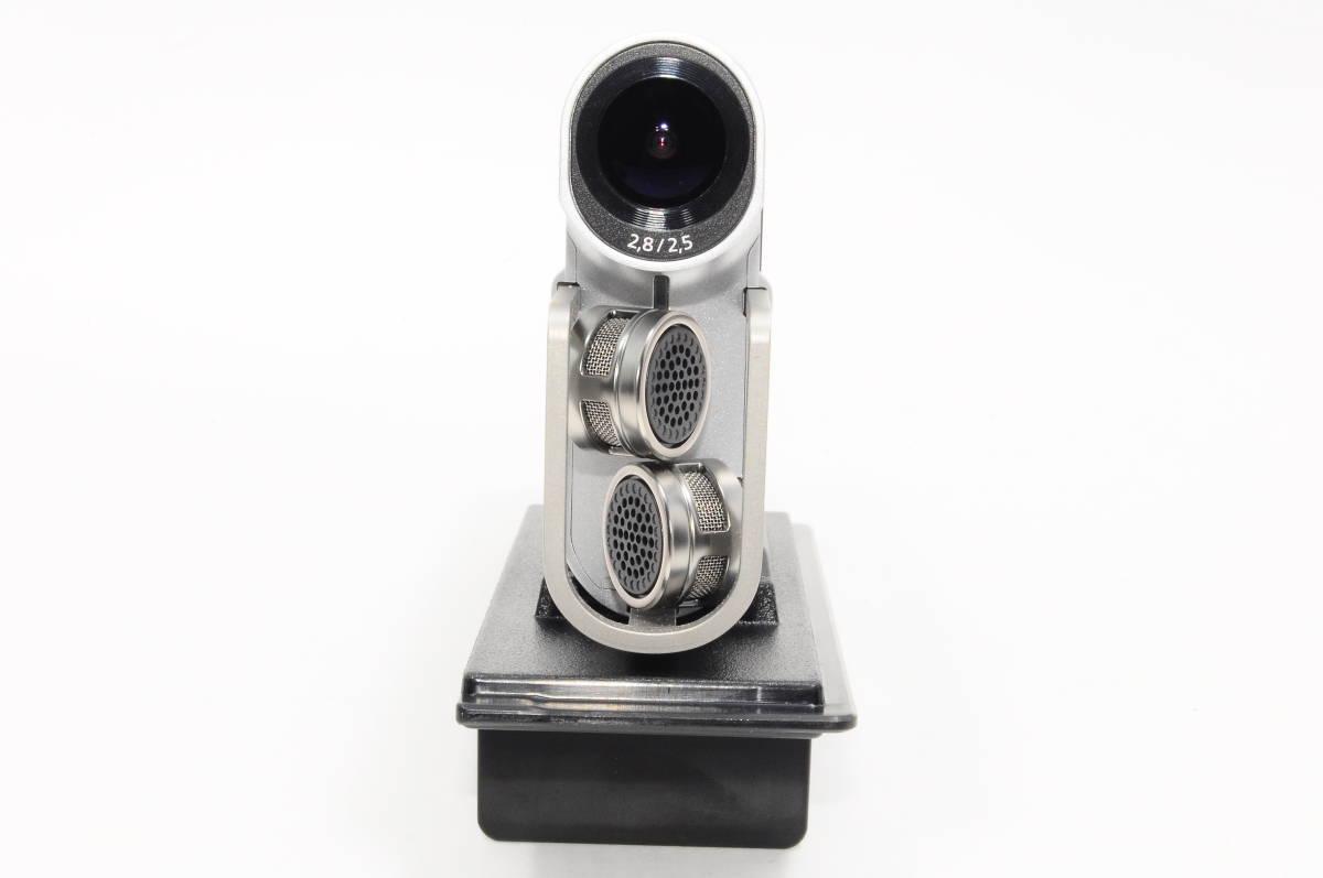 【美品・元箱・収納ケース付き】ソニー SONY ビデオカメラ HDR-MV1 高音質 ブラック ミュージックビデオレコーダー HDR-MV1 306_画像4