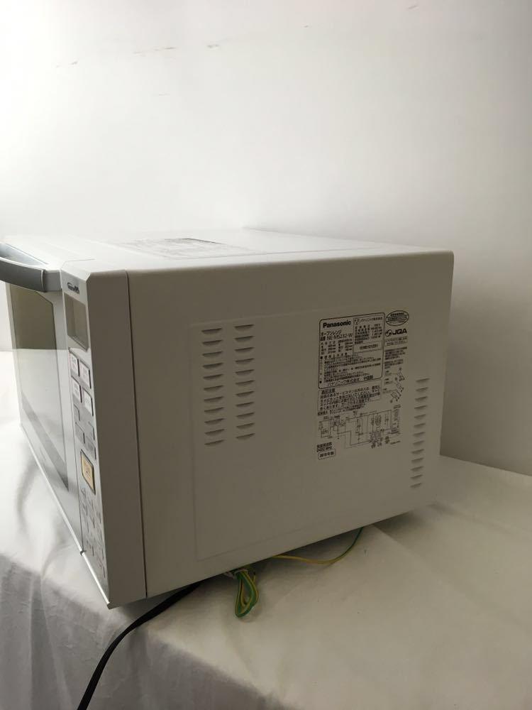 パナソニック Panasonic エレック オーブンレンジ 23L ホワイト NE-MS232-W_画像3